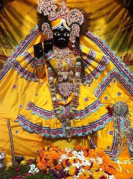 Bankey Bihari ji without flute