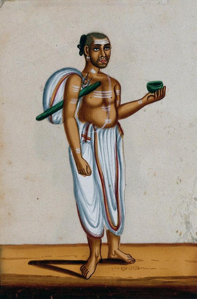 lord shiva begs food for sundarar